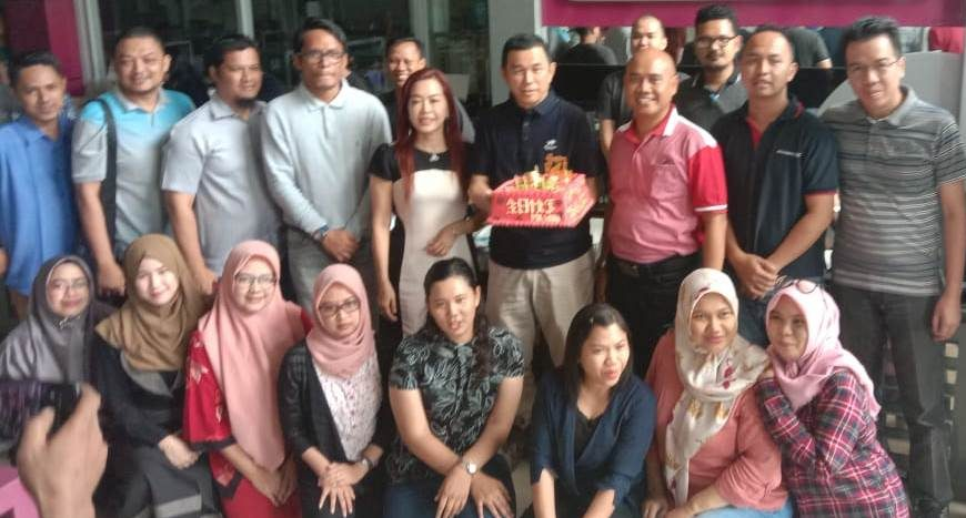 Perayaan Ulang Tahun Pimpinan STU Group