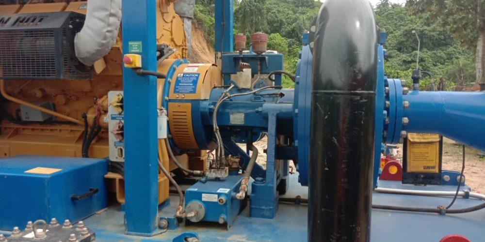 Pompa Dewatering Multiflo terbaik Pertambangan di Indonesia