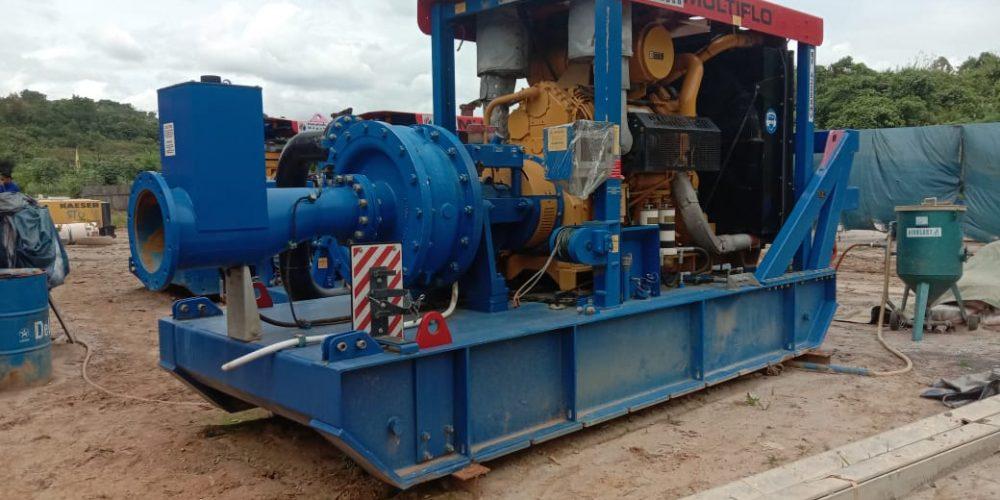 Pompa Dewatering Multiflo terbaik di Kalimantan Timur