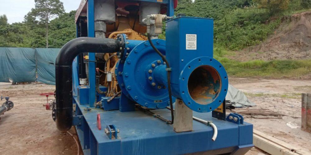 Pompa Dewatering Multiflo terbaik untuk Tambang Batubara