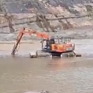 Slurry Project Tambang Batubara PT Petrolindo Megah Perkasa