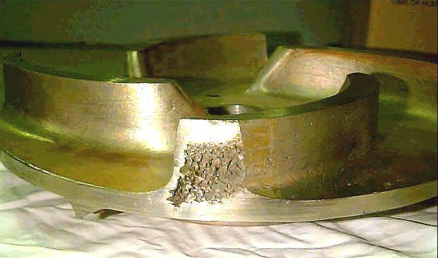 Repair Kerusakan Impeller Pompa Akibat Kavitasi
